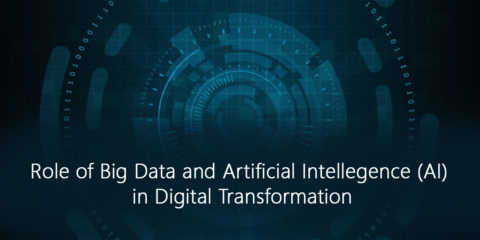 Role of Big Data and Artificial Intelligence (AI) in Digital Transformation